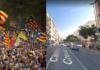 """La """"Marxa per la Llibertat"""" que partirá de Castelldefels será el próximo viernes."""