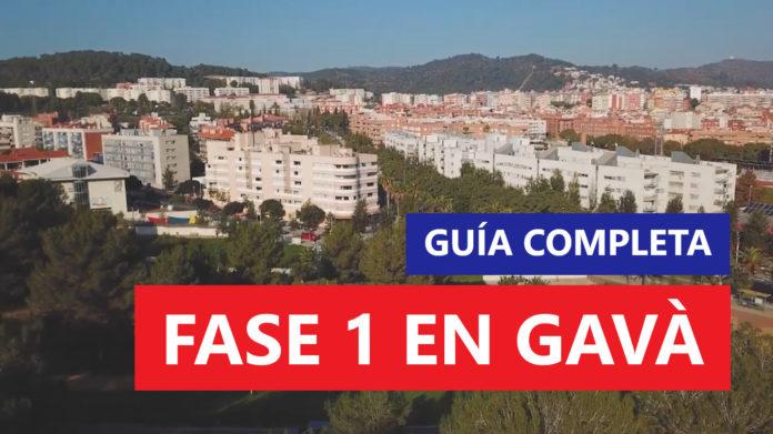 Guía completa sobre la Fase 1 en Gavà.