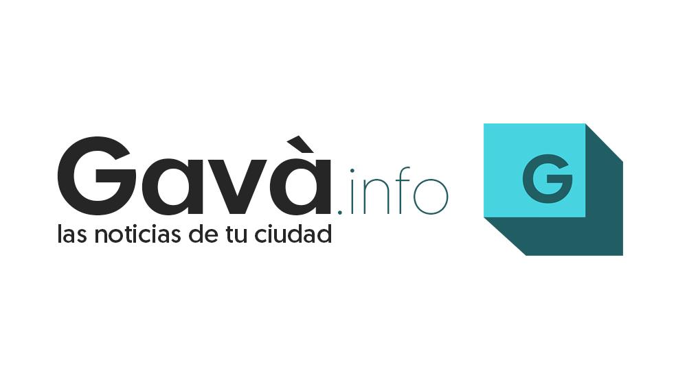 (Gavà.info) Logo corporativo para la web, (G) Logo corporativo para redes sociales
