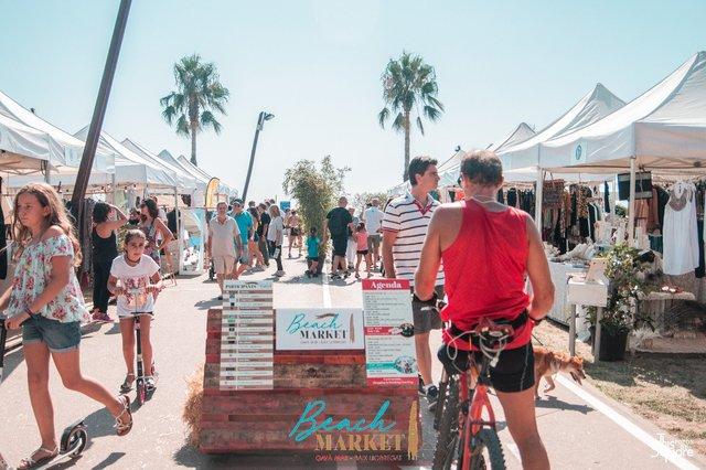 Beach Market Gavà Mar, el 27, 28 y 29 de septiembre.