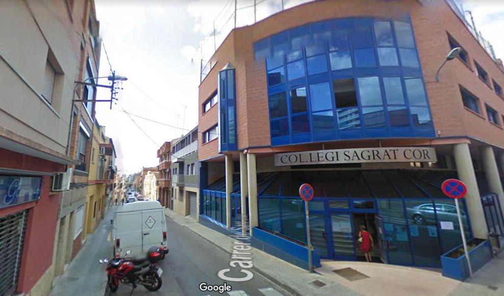 Calle de Sant Joan.