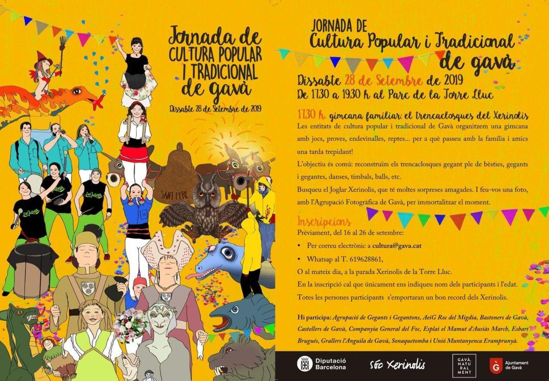 Jornada de Cultura Popular y Tradicional a Gavà.