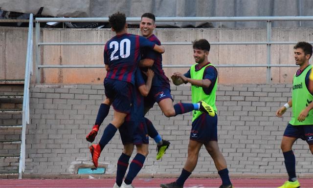 El CF Gavà gana el tercer partido de liga. Foto: cfgava.blogspot.com