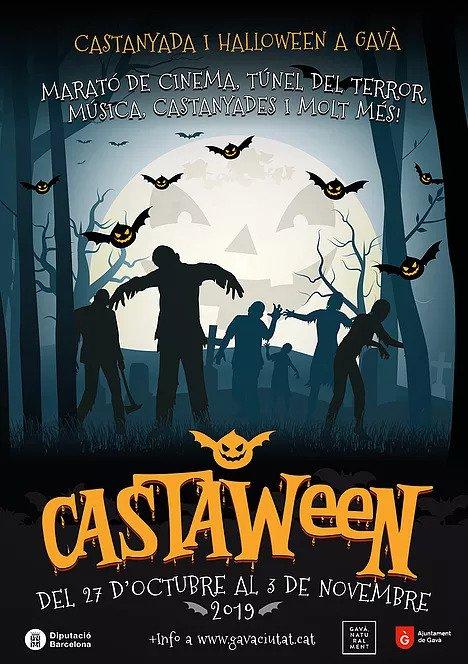 Castaween Gavà 2019.