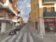 Entrada de la calle Vila i Vilà.