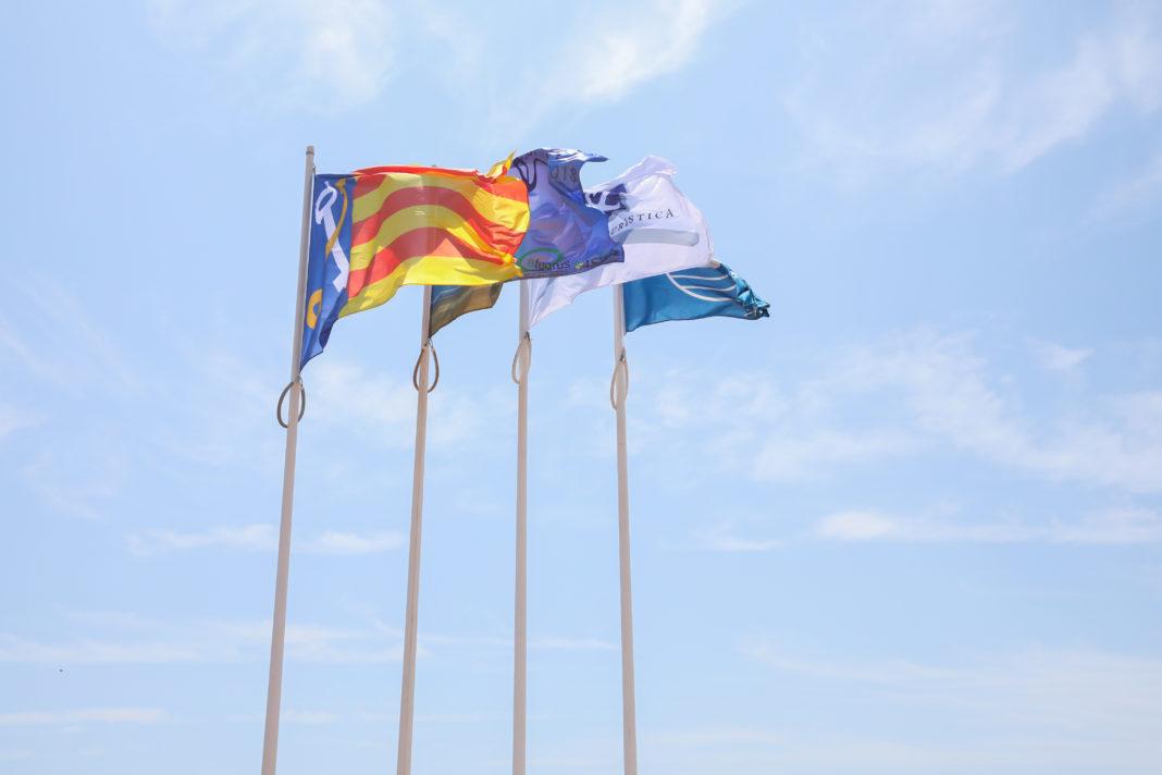 Esta certificación se añade a la Bandera Azul, el sello Biosphere y la bandera Ecoplayas.