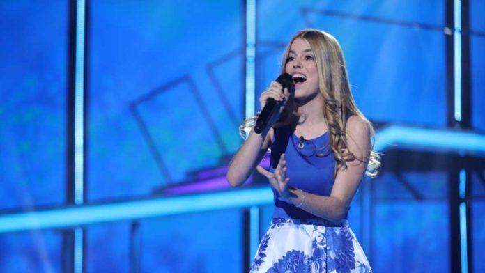 Nerea Rodríguez participará en 'Tu cara me suena' de Antena 3.