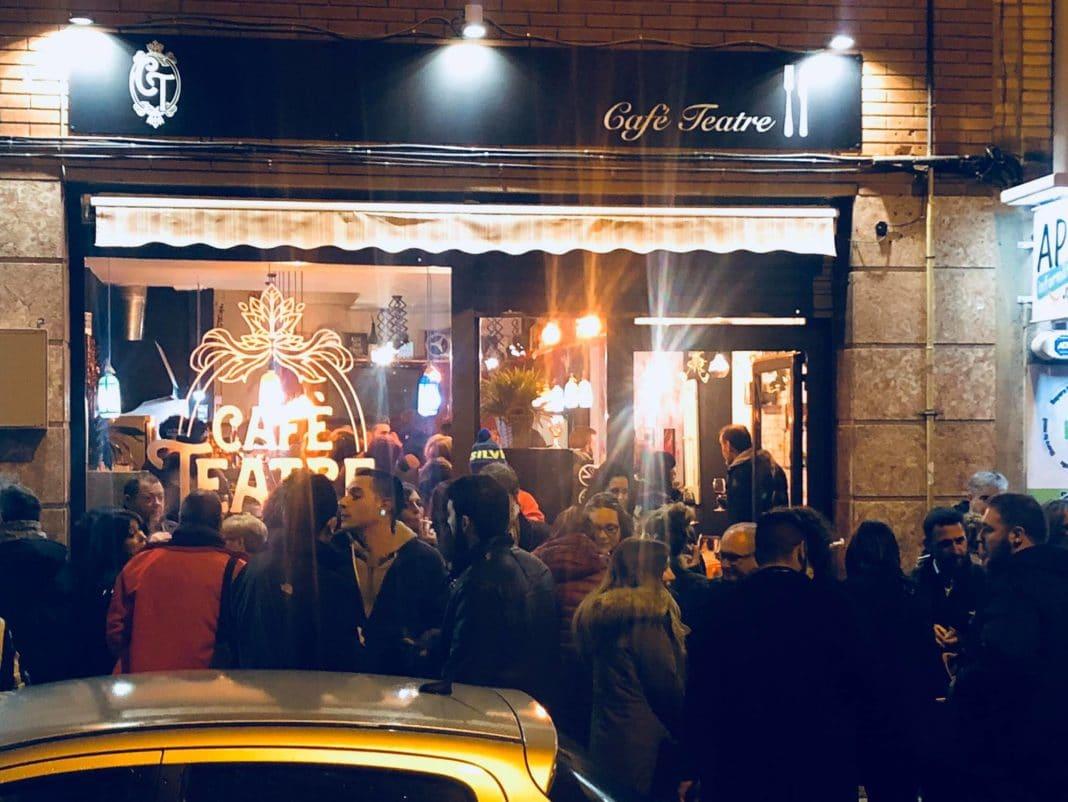 Cafè Teatre de Gavà. Foto: Facebook Cafè Teatre.