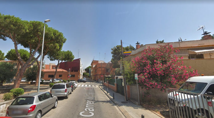 Calle Castelldefels.