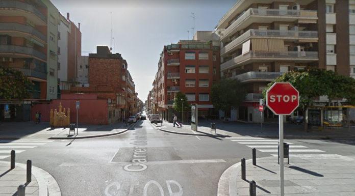 Calle de les Colomeres.