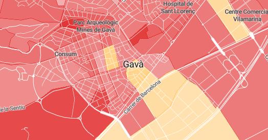 Consulta el mapa para ver que votaron en tu distrito.