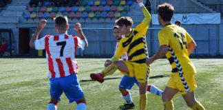 Derrota del Gavà contra el Martorell. Foto: cfgava.blogspot.com