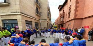 Els Castellers de Gavà tanquen la temporada sense cap caiguda.
