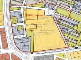 Plan de Mejora Urbana de Can Sellarés propuesto por el Ayuntamiento de Viladecans.