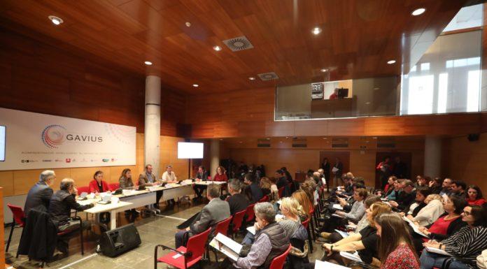 Presentación de Gavius. Foto: Ayuntamiento de Gavà.