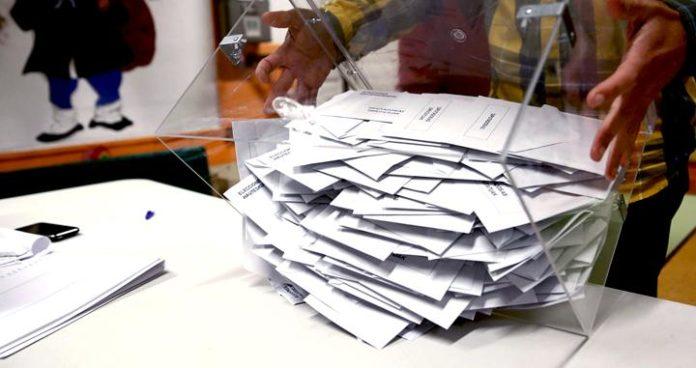 Recuento electoral. Sigue los datos de Gavà.