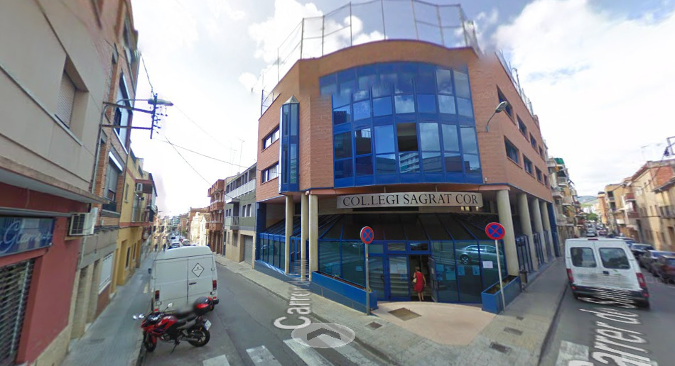 Calle Sant Joan.