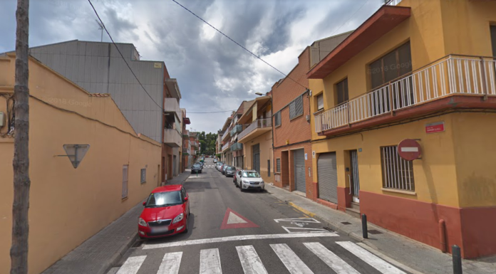 Calle de Ramon Llull.