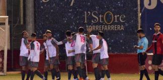 EFAC Almacelles 1 - 3 CF Gavà. Foto: cfgava.blogspot.com.