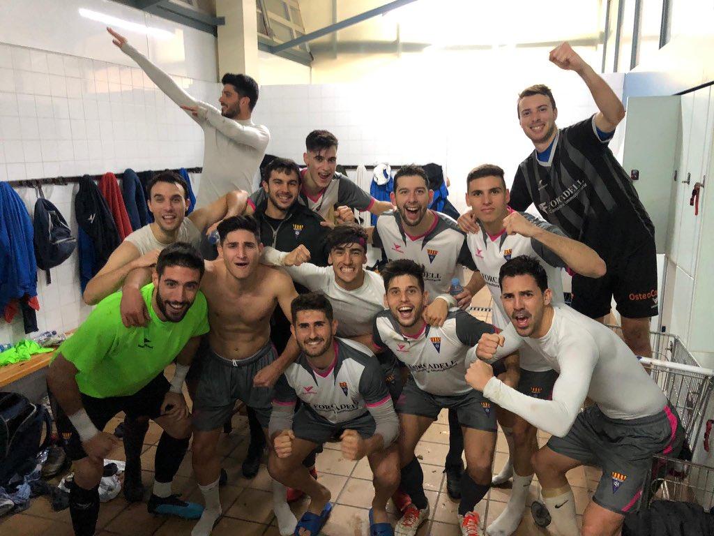 Gavà 1 - 0 Santboià