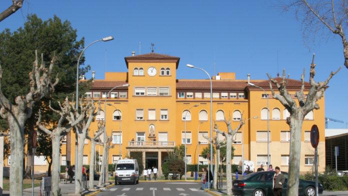 Hospital de Viladecans. Foto: Ayuntamiento de Viladecans.