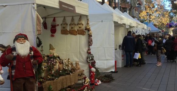 Mercado de Sant Nicasi. Foto: turisme.elbaixllobregat.cat.