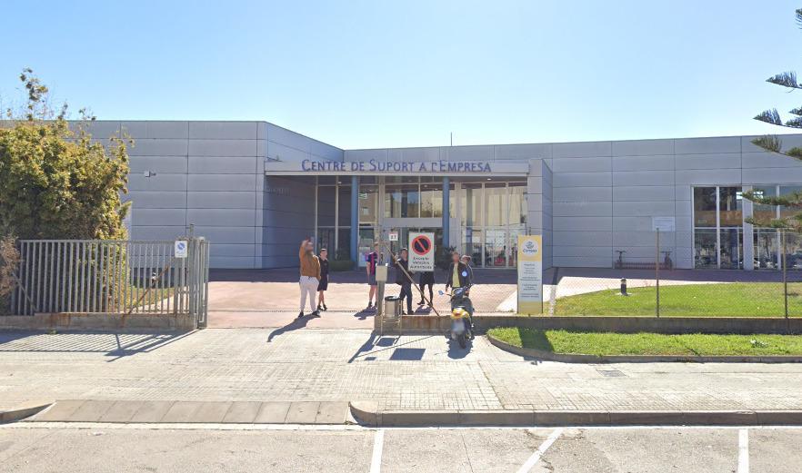 Oficina de Correos del Polígono Industrial.