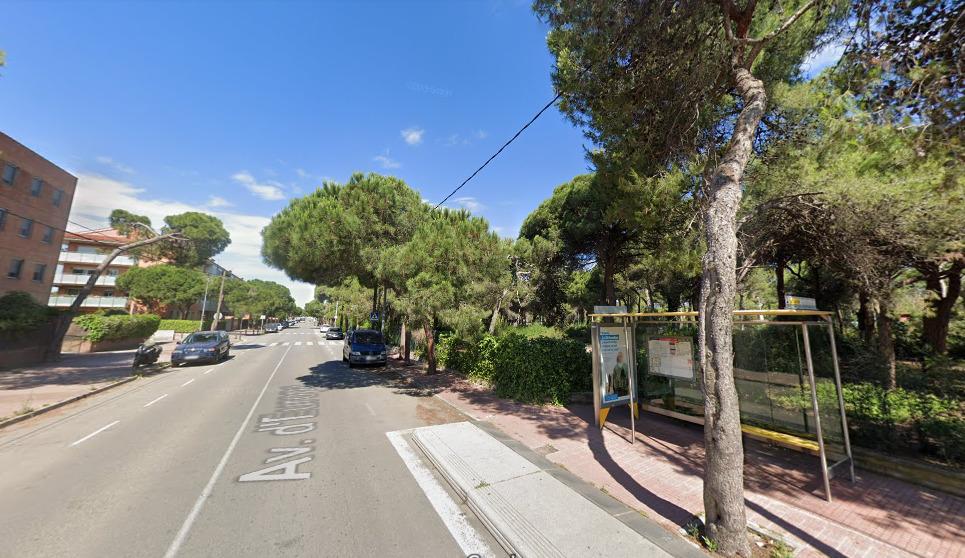 Avenida Europa, Gavà Mar.