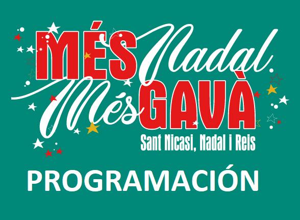 Programación completa de todos los actos de Sant Nicasi, Navidades y Reyes Magos.
