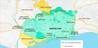 Zona de Bajas Emisiones (ZBE).