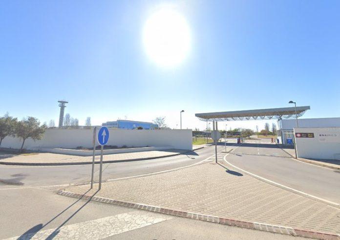Centro de Control aéreo de Gavà.