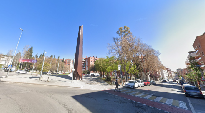 Avenida Juan Carlos I.