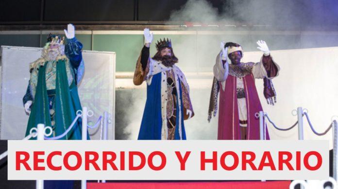 Cabalgata de Reyes de Gavà. Foto El Periódico.