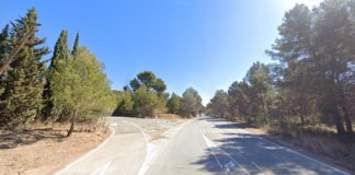 Carretera del Abocador.