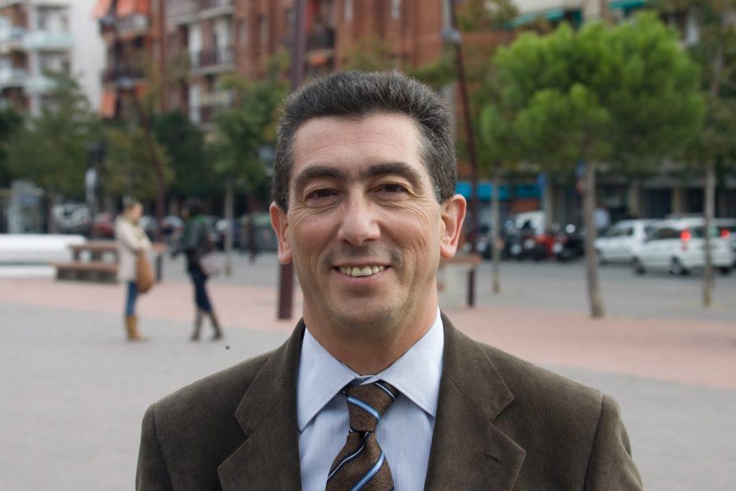 Miguel Angel Ibáñez. Foto: Ciutadans.
