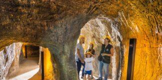 Parque Arqueológico Minas de Gavà. Fuente: Parque Arqueológico Minas de Gavà