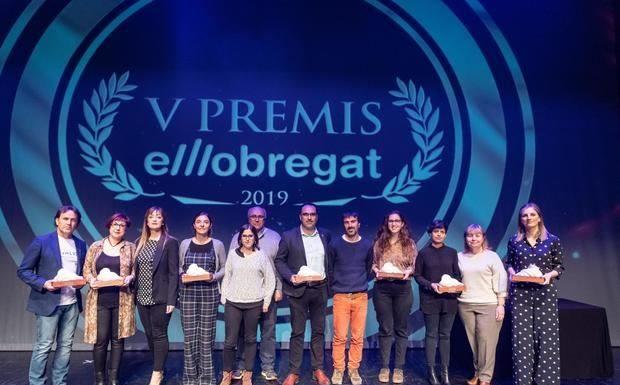 Premios El Llobregat. Foto: Sergio Ramos.