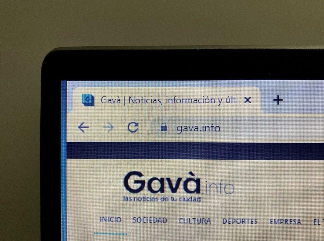gava.info arranca el año con 115.000 visitas y 43.000 usuarios únicos.
