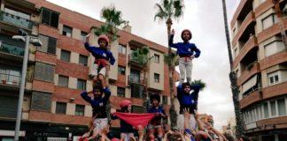 Castellers de Gavà. Foto: @CastellersGava.