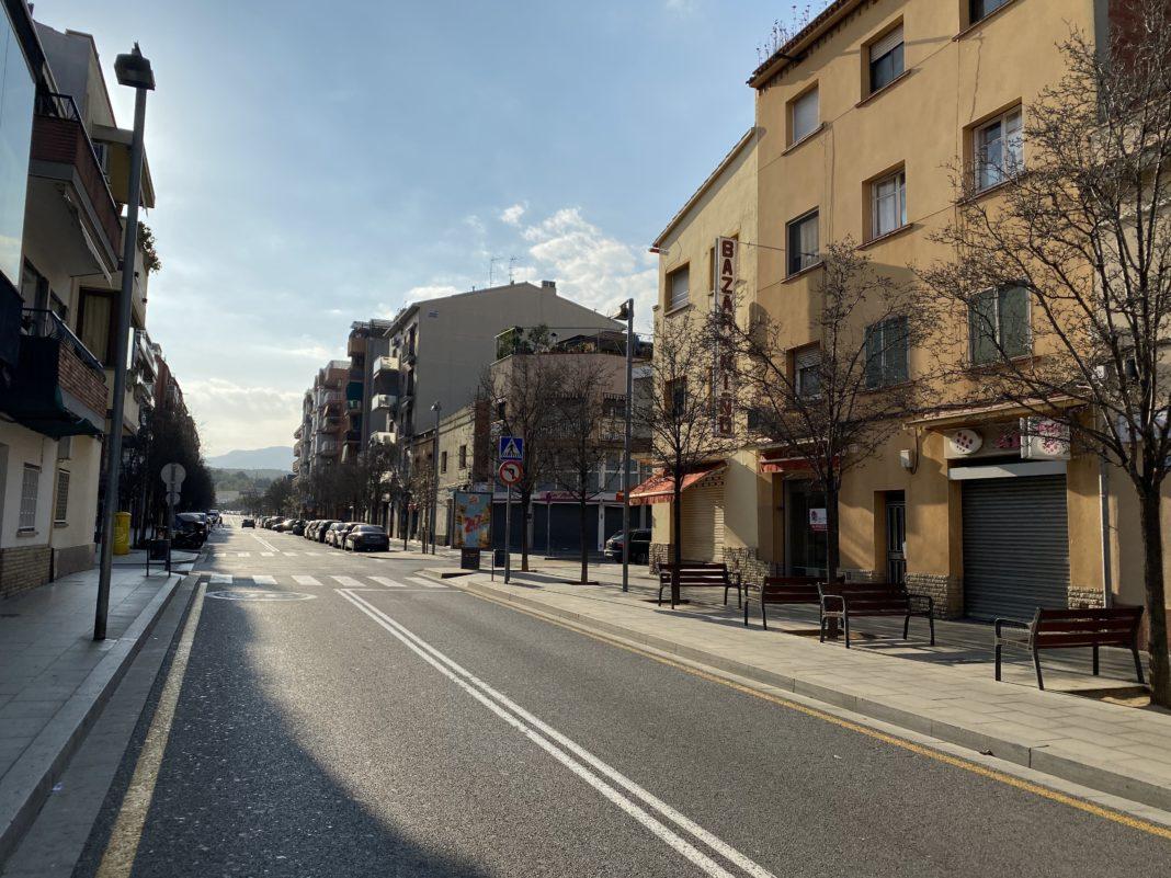 Calle de Sant Pere.