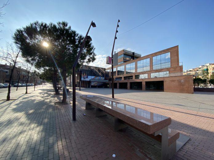 Plaza Jaume Balmes.