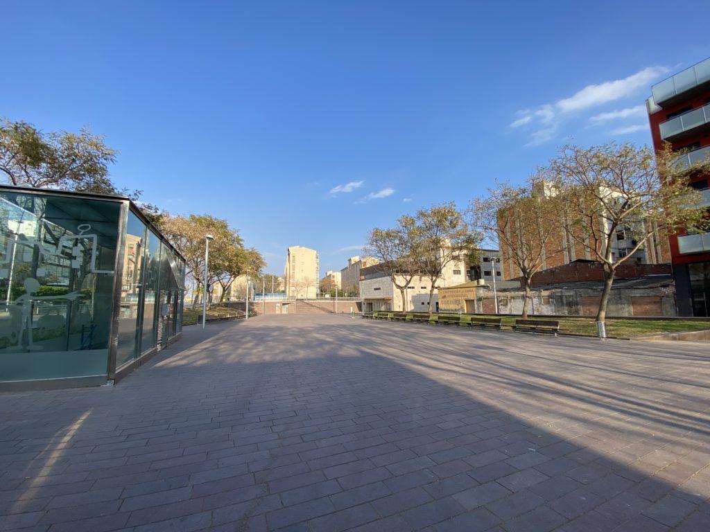 Plaza Batista y Roca.