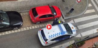 Policía Local de Gavà. (vídeo abajo)