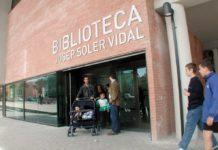 Biblioteca Josep Soler Vidal.