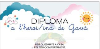 """Diploma """"soy un héroe / soy una heroína"""""""