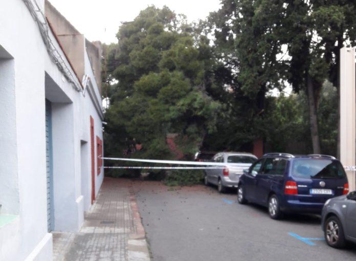 Calle Marc Grau. Fuente: Ayuntamiento de Gavà.