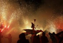 Anteriores ediciones de la fiesta mayor de Gavà.