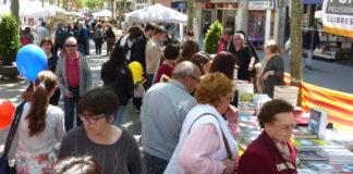 Ediciones anteriores de Sant Jordi en Gavà. Foto: Ayuntamiento de Gavà.