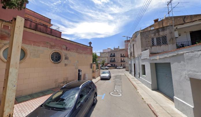Calle Marc Grau.