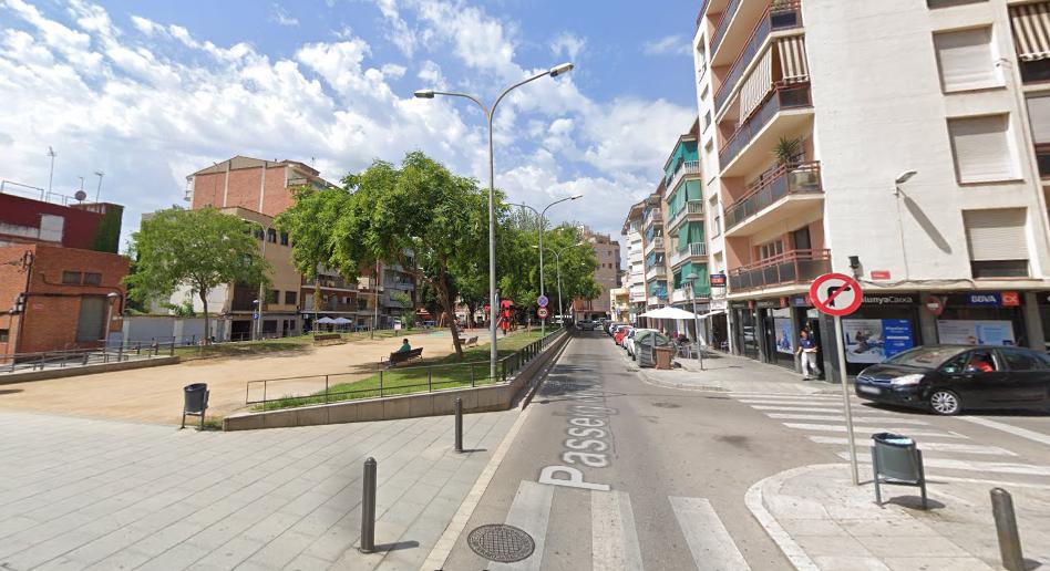 Passeig Joan Maragall.